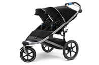 Thule Urban Glide 2 Double - Jet Black