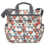Skip Hop Duo Signature Diaper Bag - Triangle