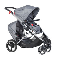 Phil & Ted's  Voyager Inline Stroller +  Double Kit