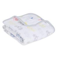 aden + anais classic stroller blanket - leader of the pack