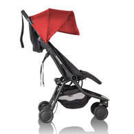FREE Pod high chair with Mountain Buggy Nano Pram