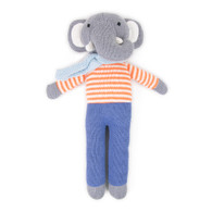 Weegoamigo  Knit Toy - Elephant