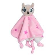 The Little Linen Company Australia Comforter - Owl Star
