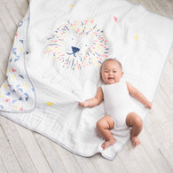 aden + anais classic dream blanket - leader of the pack