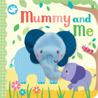 Little Me Mummy and Me Finger Puppet Book