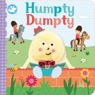 Little Me Humpty Dumpty Finger Puppet Book