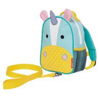 Skip Hop Zoo Mini Backpack with Rein - Unicorn
