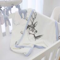 Bubba Blue Bubba Soft Blanket Deer