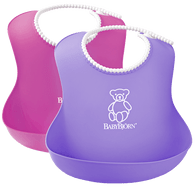 BabyBjorn Soft bib, Set of 2