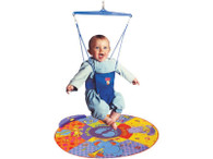 Jolly Jumper With Musical Mat