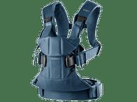 BabyBjorn 'ONE' Cotton Infant / Child carrier - Denim Midnight Blue