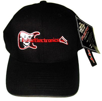 Guitar Electronics Logo Flexfit Hat