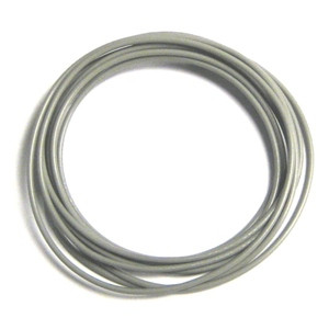 Stranded 22 Gauge Guitar Circuit Wire-Gray