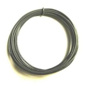 Solid Core 22 Gauge Guitar Circuit Wire-Gray
