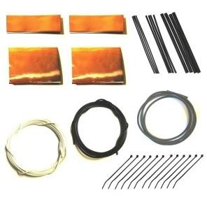Guitar & Bass Bulk Copper Foil Shielding & Wire Kit