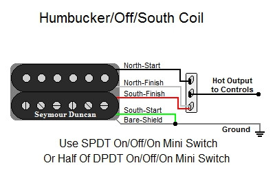 Ibanez Humbucker Pickup Wiring Diagram further Telecaster Wiring Diagrams For Electric Bass further Dimarzio Single Coil Wiring Diagram also Wiring Diagram 2 Gibson Humbuckers 1 Volume 1 Tone furthermore Wdu Hhh3t22 01. on seymour duncan humbucker wiring diagrams