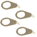 Pointer Washers for Volume & Tone Controls-Nickel