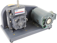 1400 DuoSeal 0.9cfm 0.1 Micron Belt Drive Dual-Stage Pump - Welch