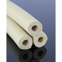 "1/4"" ID x 1/8"" Wall Gum Rubber Tubing for Vacuum"