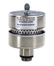Welch 1400 DuoSeal Exhaust Filter