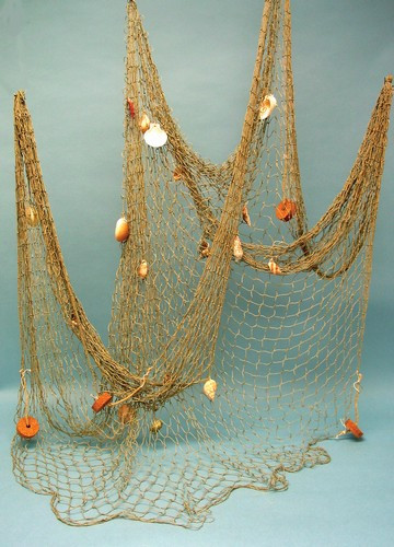 New Fish Net Shells & Floats