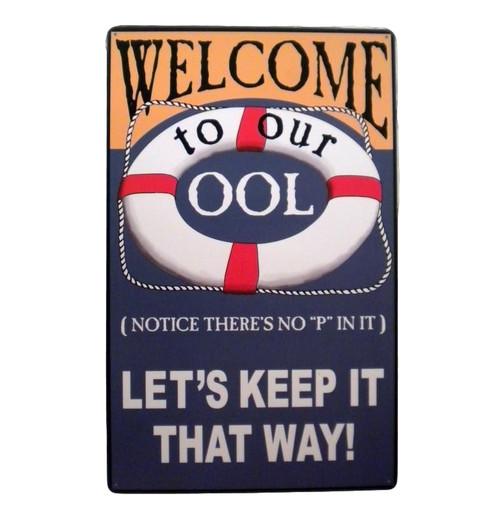 Welcome to our pool  Nautical Seasons