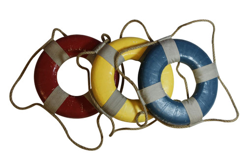 Life Ring Preserver  Nautical Seasons
