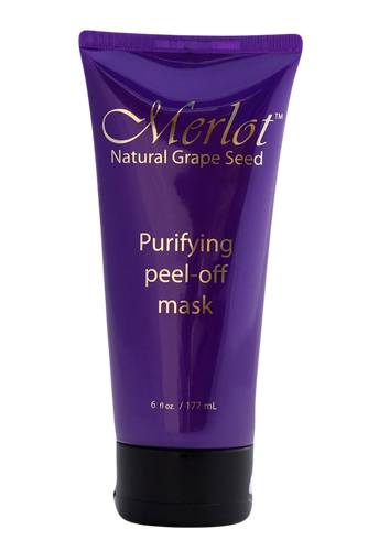 Purifying Peel Off Mask.  This gentle, quick-drying mask helps remove impurities while maintaining skin's hydration.