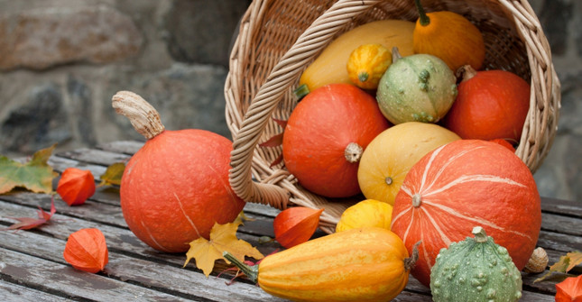 Six fall foods that benefit your skin