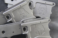 Star Wars Themed AR15 Lower