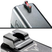 Taran Tactical - Ultimate Fiber Optic Sights Set for Glock