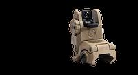 Magpul - Back Up Sights Rear Gen 2 - FDE