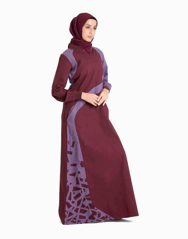 Grape Adventure Jilbab