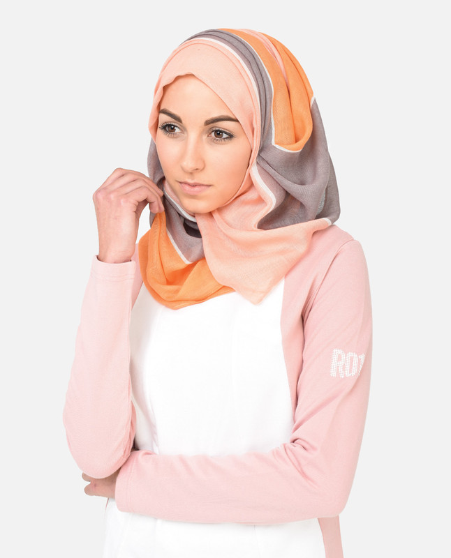 Peach Out Hijab