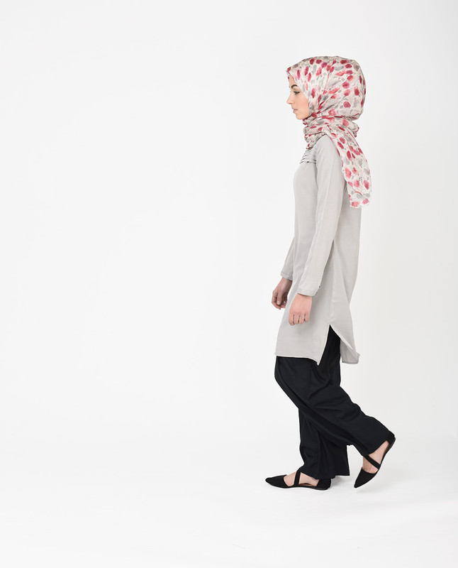 POP-py of Colour Silk Hijab