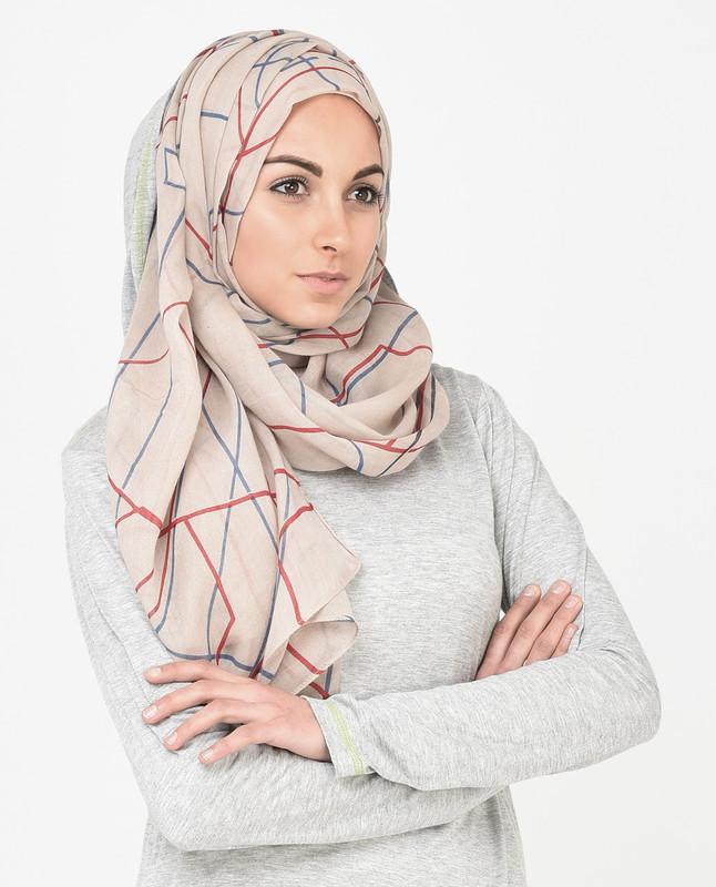 Checkmate Hijab