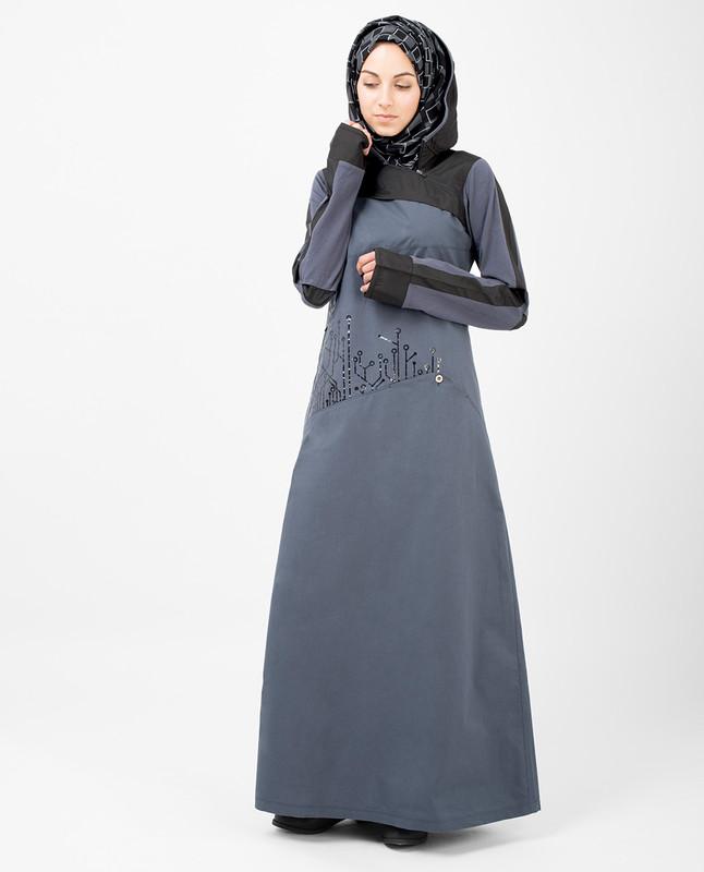 Sweet Midnight Jilbab