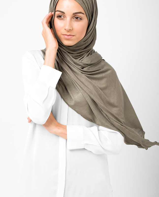Mermaid Viscose Jersey Hijab