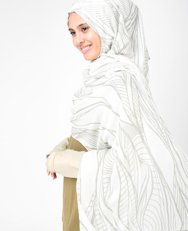 Gardenia Highrise Hijab