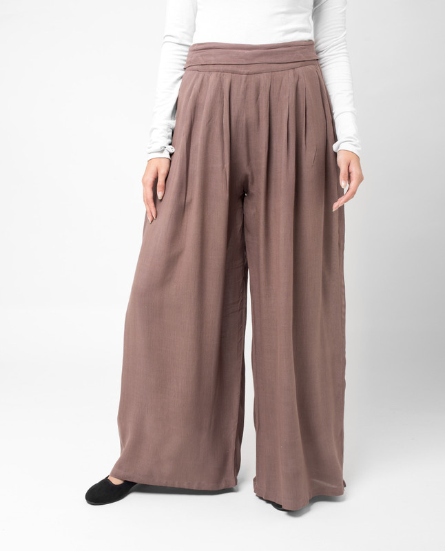 Pastel Wide Trousers