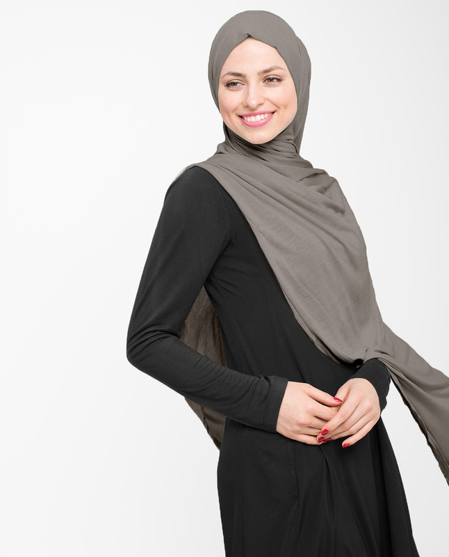 Moon Rock Viscose Jersey Hijab
