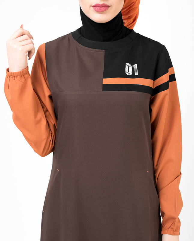 The Orange County Jilbab