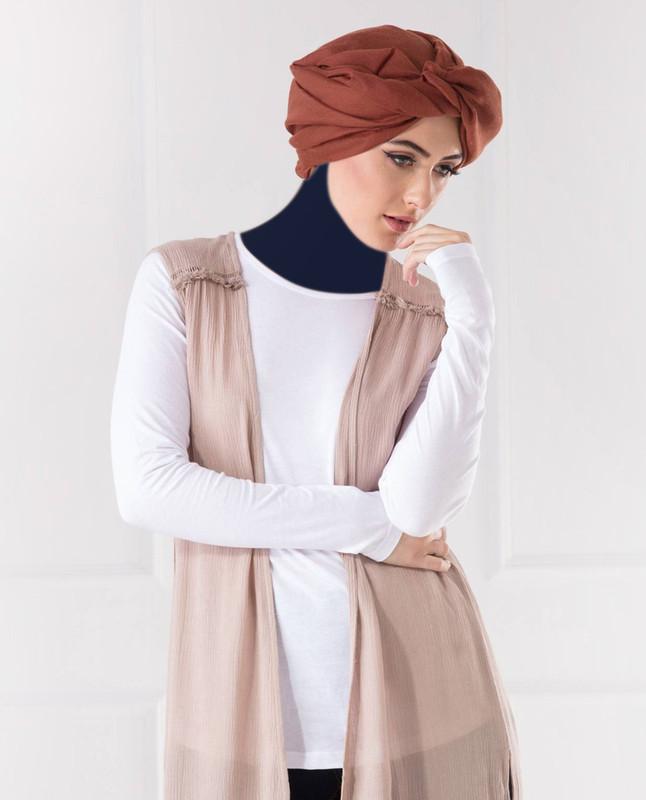 Shana Taupe Waistcoat