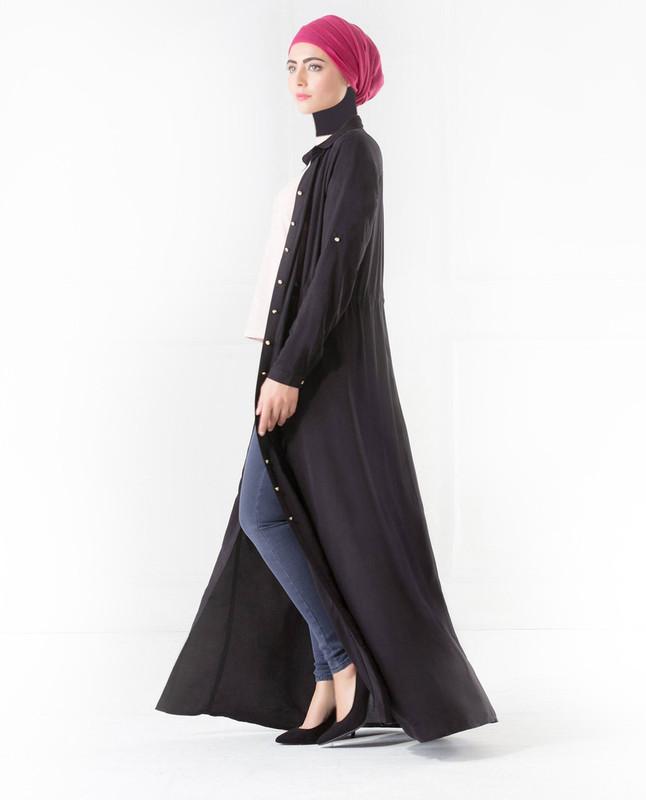 Amalia Black Shirt