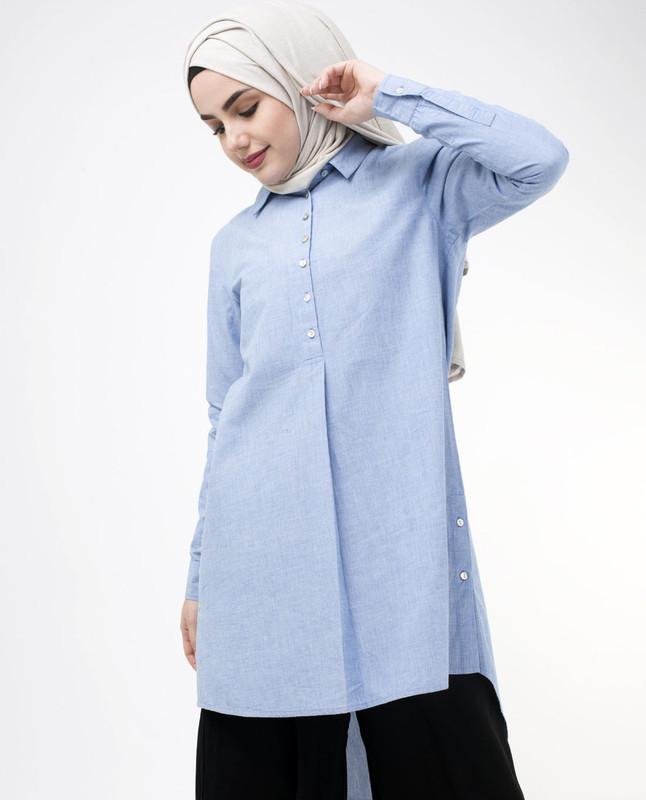 Smart Casual Shirt Dress