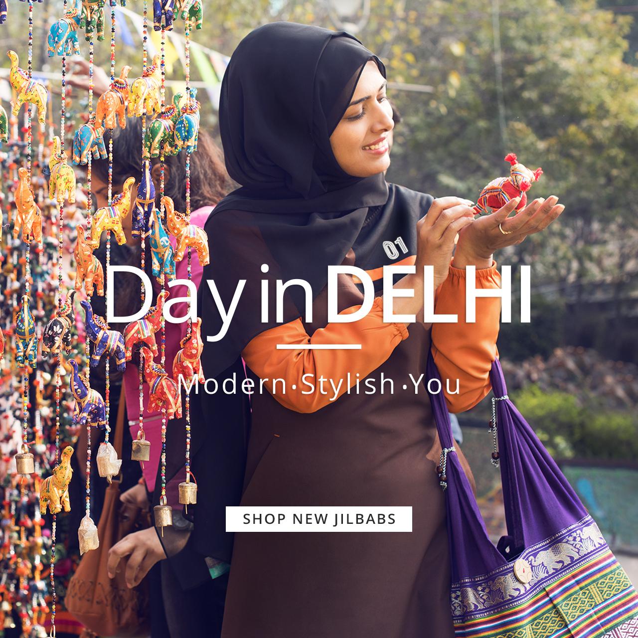 Day in Delhi