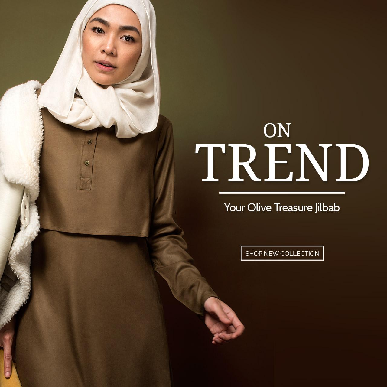 On Trend Jilbab