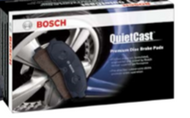 BOSCH QUIETCAST PREMIUM FRONT DISC  BRAKE PADS - BP756