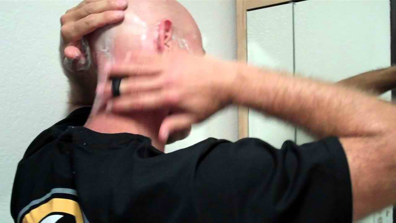 Head Shaving For First Timers Body4real Co Uk