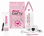 Ready Betty Hair Removal and Styling Kit for Down Below